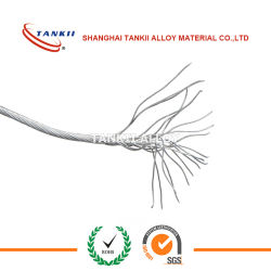 19 brins câble nichrome résistance électrique du fil torsadé