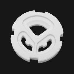 반토 또는 지르코니아 또는 Aln 또는 Sic/Si3n4 세라믹 제품 높은 정밀도 기계로 가공