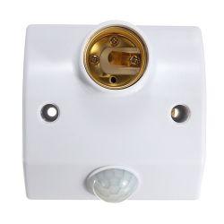 Infrarotfühler-menschlicher Körper-Induktions-Lampen-Halter der Schrauben-E27