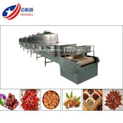 Verdura Fruta deshidratador Yuca secadora Microondas horno de vacío la tuerca de la máquina de secado de alimentos Especias, Hierbas de pelo