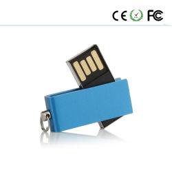 محرك أقراص USB محمول صغير للغاية مقاوم للمياه UDP مع شعار مجاني
