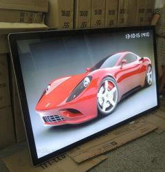 Dedi 55'' Montage Mural LCD écran tactile à châssis étroit pour la publicité Player