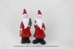 خزفيّة فخّار عيد ميلاد المسيح يقف [سنتا] زخرفة