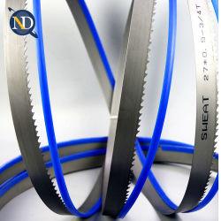 27mm en acier à haute vitesse HSS bimétal Lames de scie de la bande pour le découpage des métaux