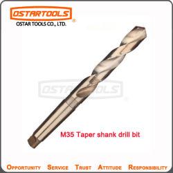 Titanrolle der Höhenflossenstation-Kegelzapfen-Schaft-Bohrmeißel-M35 schmiedete Torsion-Bohrgerät
