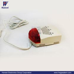 Standalone 220V aC-Aangedreven Detector van Co van het Alarm van de Koolmonoxide Binnenlandse (GT)