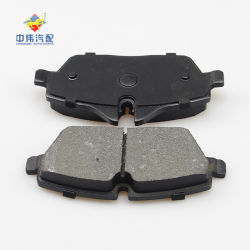 Custom gros en Chine auto voiture de plaquettes de frein de haute qualité du système de freinage pour BMW MINI