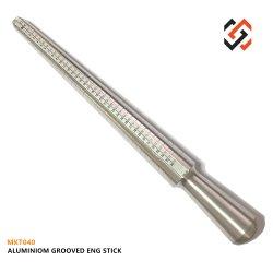 Poptings Schmucksachen bearbeiten Aluminiumfinger Sizer Stock des ring-Dorn-Mkt040