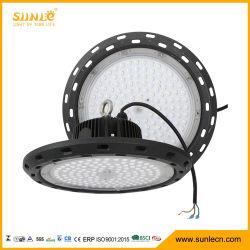 200W UFO Factory Use IP65 Aluminium LED High Bay Light