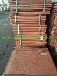 Fábrica de China mejor Antique ASTM C11000 Lámina de cobre 99,99%.