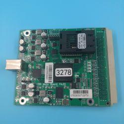 وحدة الطباعة طراز FY-3278 USB من نوع USB اللوحة الرئيسية V4.23 HQ IO لوحة الطباعة V2.32 لوحة حامل رأس الطباعة V3.2