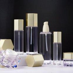 Dicke einwandige PETG leere Kunststofftonerflasche 30ml 60ml 100ml 120ml