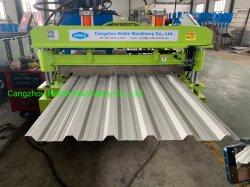 La Chine à faible prix machine à profiler de feuille de toiture en carton ondulé