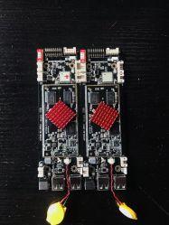 2020 La publicidad Display Digital Signage de núcleo cuádruple de quiosco ITX placa base