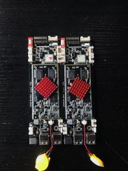 2020 scheda madre ITX quad-core Kiosk Quad Core per display pubblicitario