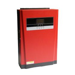 محول عامل بالطاقة الشمسية، 5 كيلو واط، 48 فولت، 230 فولت تيار متردد، MPPT 80A، العمل بدون البطارية، وWiFi Model اختياري، وPV Input 120~500V