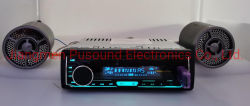 Transmissor de som do carro player MP3 com leitor de DVD com reprodução de DVD/USB/SD/FM