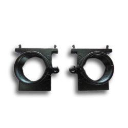 المصنع عدسة أساسية ذات لوحة مفردة ذات عدسة معدنية مقاس 10 مم عدسة M12 تركيب كاميرا المراقبة