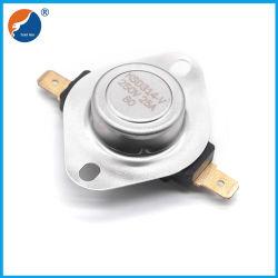 Großes grosses Bargeld 250V 15A 40A zum bimetallischen manuellen Selbstschoner-Schalter-Thermostat des rücksetzen-Ksd305 Ksd314 Ksd302 thermischen