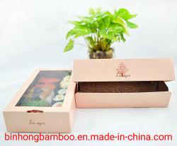 맞춤형 로고 인쇄 식용 등급 일회용 용지 배달 포장 스시 탈취 박스 핫 세일 제품