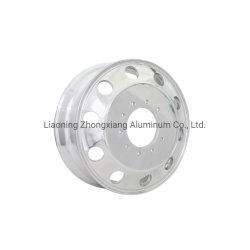 공장 도매 고품질 알루미늄 휠 림 22.5X6.75 트럭 림 판매 중부하 작업용 휠