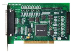 Adtech Adt-8940A1 Mittellinien-Bewegungs-Steuerkarte-Datenleitungen des PCI-Bus-4
