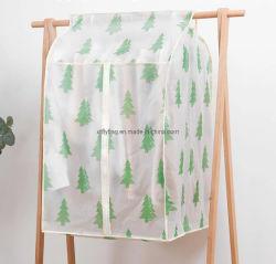 Venda por grosso PEVA alargou estéreo criativa Veste roupas Saco prensa para vestir a tampa contra poeira com a impressão