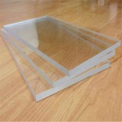 Klar Kristall gegossen Plexiglas Farbe Solid Acryl Kunststoff Board / Blatt für Baumaterial/Anzeige
