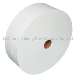 De PP industrial em Non-Woven Tecido Melt-Blown Limpa absorventes de óleo