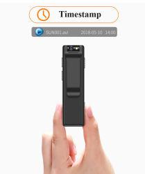32GB Mini Digital Camera HD Flashlight Micro CAM 磁気ボディ カメラモーション検出スナップショットループ録画ビデオカメラ