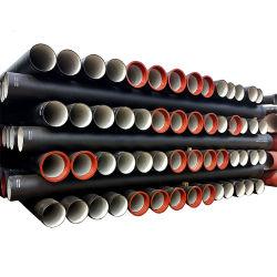 ISO2531 100mm K9 등급 원심분리기 덕타일 철 파이프 제조업체