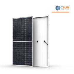 중국 최고 태양 고능률 절반 세포 태양 전지판 410W
