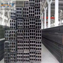 Los tubos de acero de sección hueca