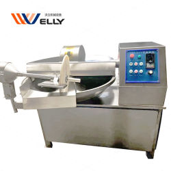 آلة قاطع وعاء الكأس سعة 125 لتر للأعمال الصغيرة (WYZB-125)