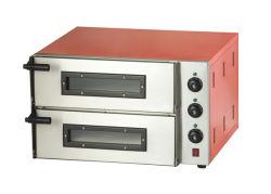 Forno elettrico economizzatore d'energia della pizza di prezzi di fabbrica di Gainco Epz-2 usato a pizza