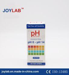 Análise de urina do Kit de Teste de urina fita reagente pH
