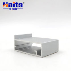 Profil en aluminium rupture thermique Profil en aluminium profilé aluminium porte coulissante