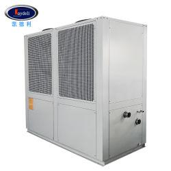 119kw conditionneur refroidi par air d'injection industriel de la vis du système de refroidissement chiller