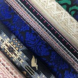 Tissu jacquard pour les tapis