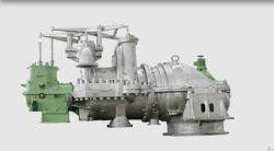 A extração de 6 MW e a turbina de vapor de condensação