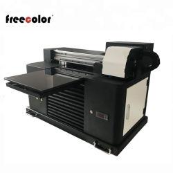 선물 제품 인쇄를 위한 고해상 3D 효력 A3 UV 평상형 트레일러 인쇄 기계