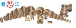ANSI/GB/JIS/BS Standard OEM personalizados bronze fundido Bronze Graxeiras
