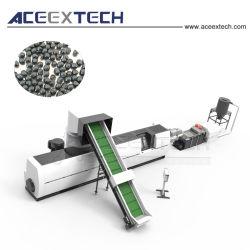 Kunststoff PP PE Weichfilm Recycling und Granule Herstellung Anlage