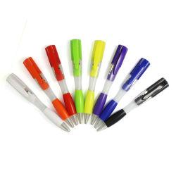 2019 Vendedor superior de alta qualidade preço barato caneta USB promocional Pen Drive Flash USB de esferas logotipo personalizado