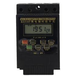 De Schakelaar van de Tijd van de Controle van de Schakelaar van de Tijd van Micromputer van Kg316t