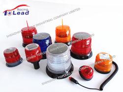 Faro de luz estroboscópica Solar lámpara de luz de advertencia de parpadeo barricada Solar LED de tráfico para la construcción de carreteras