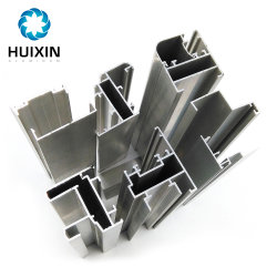 Prodotti in alluminio per porte e finestre in Etiopia Africa