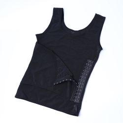 Les hommes Gilet de la mode pour hommes occasionnels de sommeil d'accueil Sexy haut Vêtements Cincher Slim de contrôle de la taille des sous-vêtements sans manches les chemises pour hommes Men's camisoles