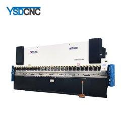 Nous avons67K-200T 5000 Matériel de flexion de métal CNC presse plieuse hydraulique Machine-outil le collier