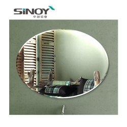 Espelho Reflector de folhas de alumínio acabados Retrovisor cabeleireiro